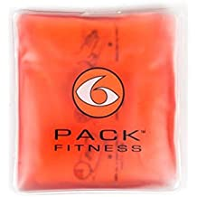 6 Pack Fitness Gel Freezer Pack - Small - Clear
