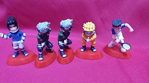 Coca-Cola Jump Festa figure various + SP dress / Yu-Gi-Oh king / Tenipuri / Naruto