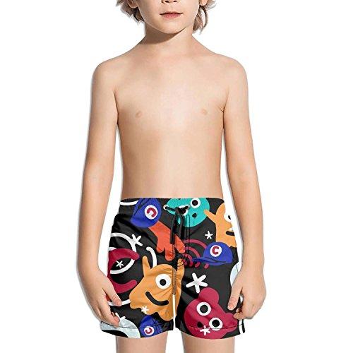 Ugsbfkf My Favorite Team kidssummer Boardshorts Quick Dry Cool Breathable Swim Trunks ()