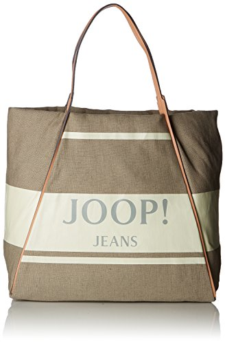 Lara Handbag Offwhite Shopper 101 Canvas Xlho White Women's Joop Ew6HqaUx
