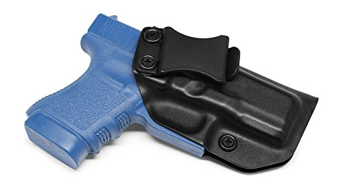 Concealment Express IWB KYDEX Holster: fits Glock 29/30 - Custom Fit - US Made - Inside Waistband - Adj. Cant/Retention (BLK, Right)