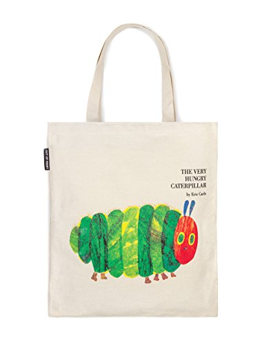 Out of Print The Very Hungry Caterpillar Tote Bag, 15 X 17 Inches
