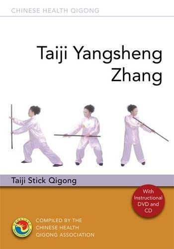 Taiji Yangsheng Zhang: Taiji Stick Qigong (Chinese Health Qigong)