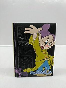 Disney - Diario agenda (tamaño mediano) - Blancanieves y los ...