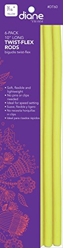 Diane 10 inch Twist Flex Rods product image