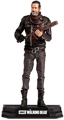 "McFarlane Toys The Walking Dead TV Series 7"" Negan Action Figure (Bloody Exclusive)"
