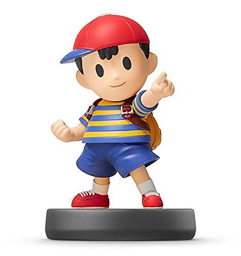 Ness amiibo Japan Super Smash Bros
