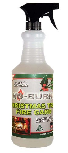No-Burn 1019 Christmas Tree Fire Gard, Model: 1019, Tools & Hardware store
