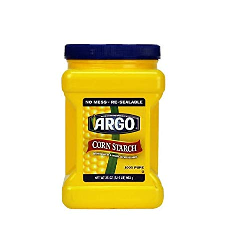 Argo Cornstarch, 35 Ounce - 6 per case.
