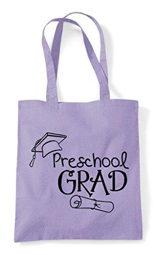 Shopper Preschool Bag School Statement Cute Tote Lavender Grad wzqg4HFzxf