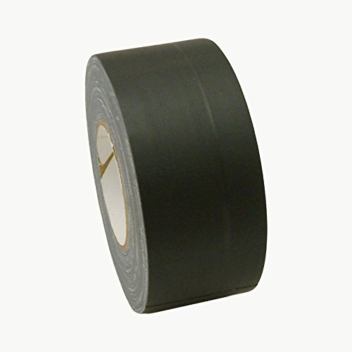 JVCC J90 Polyethylene Coated Cloth Low Gloss Gaffer-Style Duct Tape, 36 lbs/in Tensile Strength, 60 yards Length x 3