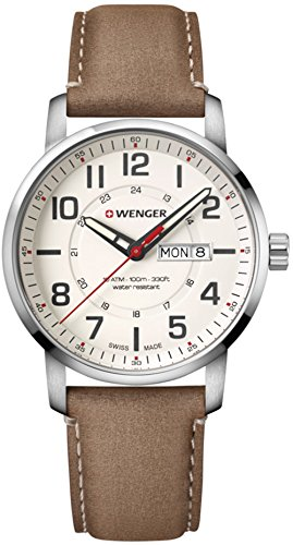 Watch WENGER 01.1541.103 Man Silver
