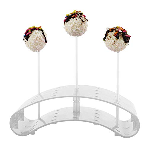 Lollipop Sticks FLAMEER 100 pcs Cake Pop Sticks Cake Pop Formen
