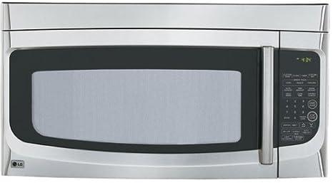Amazon.com: LG lmv2053st lmv2053st Horno de microondas ...