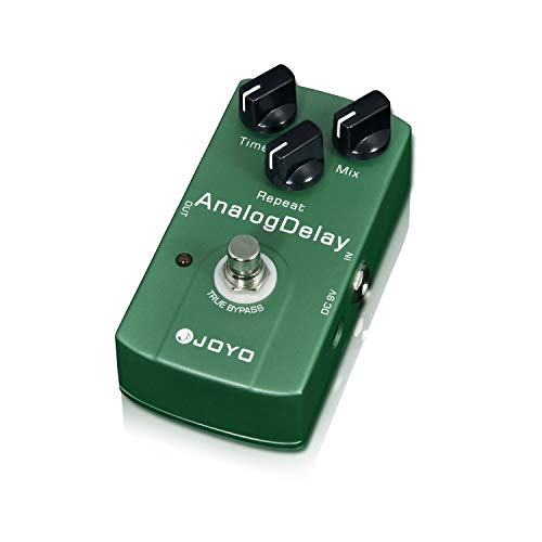 JOYO JF-33 Analog Delay Guitar Effects Pedal Music Instrument Gear Single Pedal