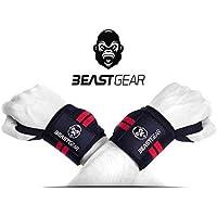 Muñequeras Deportivas Beast Gear – Muñequeras Resistentes