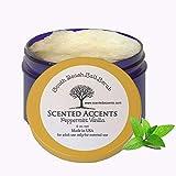 South Beach Ocean Salt Scrub Peppermint Vanilla, all natural gentle...