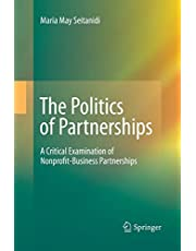 The Politics of Partnerships: A Critical Examination of Nonprofit-Business Partnerships