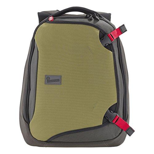 Crumpler The Dry Red No 5 Laptop Backpack Backpack Khaki/Gunmetal One (Crumpler Laptop Case)