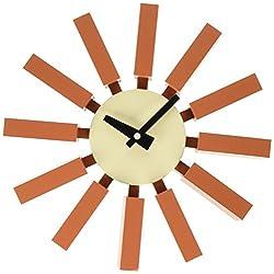 Telechron Block Clock