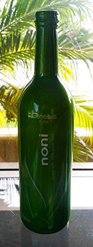 Genesis Pure 100% Noni Dietary Supplement 750ml (25.35 fl. oz)