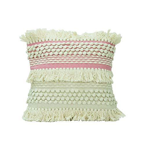 18X18 Hand Woven Jules Pillow ()