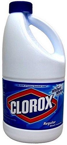 Clorox Company, The 60Oz Reg Clorox Bleach 2510 Laundry Bleach