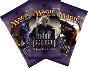 Magic the Gathering Dark Ascension DKA Sealed Booster Pack