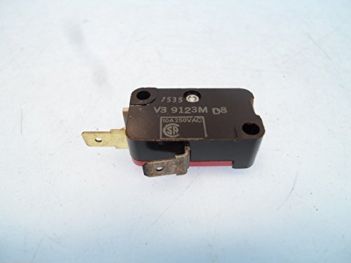 Jaguar XKE S3 V12 New Old Stock Factory Gear Selection Micro Switch C42672 by Jaguar