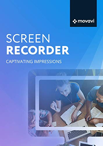 Movavi Screen Recorder 11 Personal [PC Download]