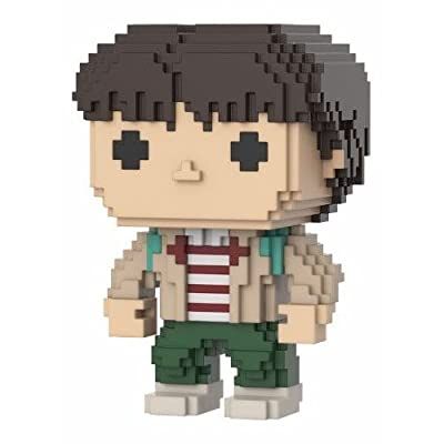 Funko 8 Bit Pop!: Stranger Things Mike Collectible Figure: Toys & Games