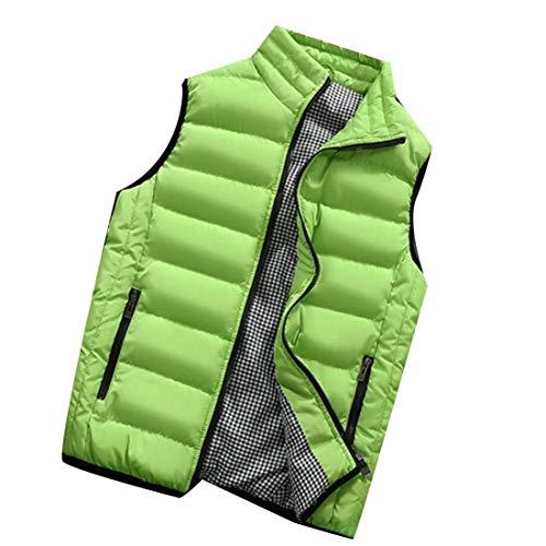 EKU Collar Lightweight Vest 2 Men's Down Stand Vest Jacket Casual EqBEr6wv