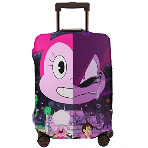 Cartoon Steven Universe Spinel Travel Luggage Cover Suitcase Protector Washable Baggage Luggage Covers Zipper Fits 26-28…