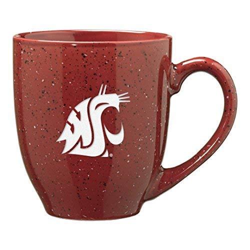 LXG, Inc. Washington State University - 16-ounce Ceramic Coffee Mug - Burgundy]()