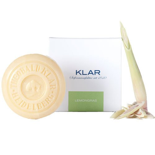 Klar German Made Cleansing Bath Soaps - Lemongrass Salts Bath Lavender