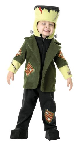 In Fashion Kids Infant Little Frankenstein Costume, Lil' Frankie Costume (6-12 ()