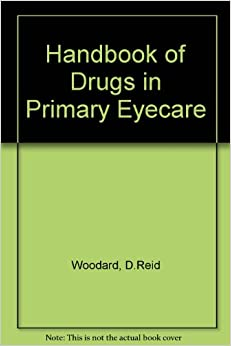 Book Handbook of Drugs in Primary Eyecare