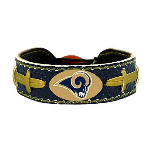 St. Louis Rams Team Color NFL Football -
