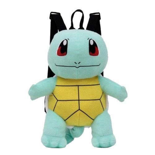 Freddy Scooby Doo Costumes (Squirtle Turtle Plush Doll Backpack 16in Costume Bag)