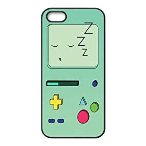 Cool Painting Beemo Adventure Time New Fashion DIY Phone Case for Iphone 5,5S,customized cover case case588673
