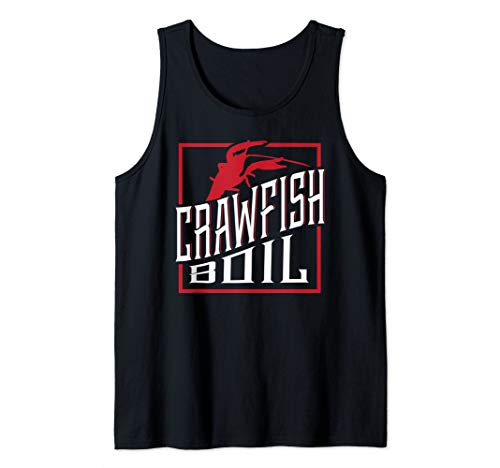 Crawfish Boil Tank Top