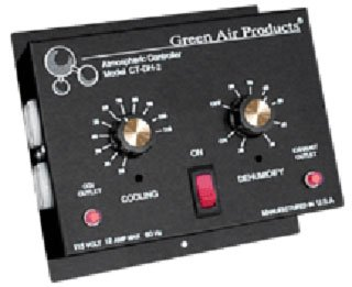 Green Air Products CT-DH-2 Controller with 4 Outlets by Green Air Products