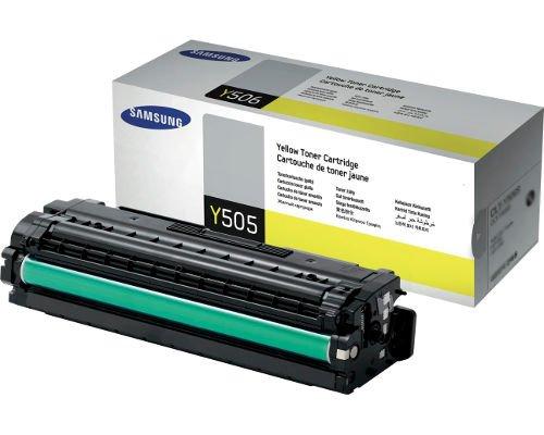 Samsung CLT-Y505L/XAA 3.5K Yield Toner