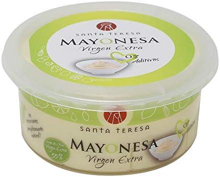 Mayonesa Virgen Extra Santa Teresa - 170g: Amazon.es ...