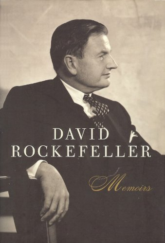 DAVID ROCKEFELLER: MEMOIRS [HARDCOVER]