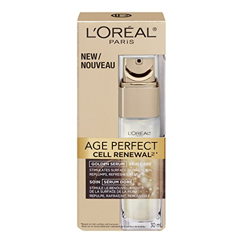 Price comparison product image L'Oréal Paris Age Perfect Cell Renewal Face Serum with LHA. Skin feels firmer, younger. 1 fl. oz.