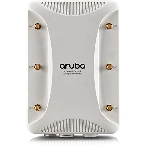 Aruba Ap-228 Indoor Hardened Wireless Ap, 802.11Ac, 3X3:3, Dual Radio, 6 X Rpsma by HP