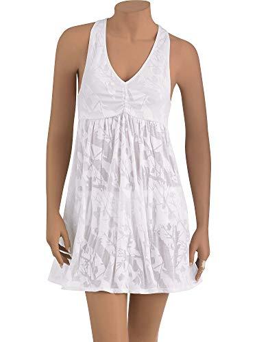 Legendary Whitetails Ladies Sweet Dreams Big Game Camo Lingerie Set White Medium