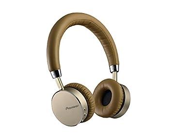 Pioneer SE-MJ561BT-T Auricular - Auriculares (Circumaural, Diadema, Bluetooth,