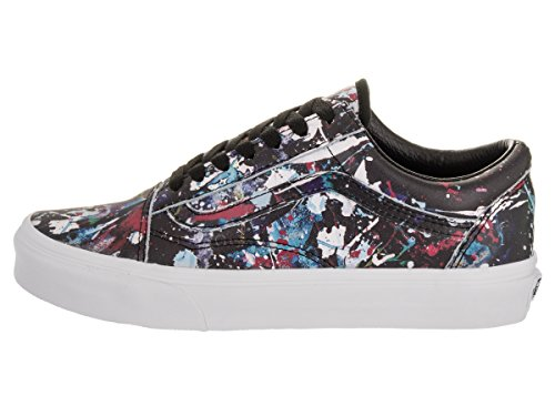 Vans Shoes - Old Skool Paint Splatter black Blk/Trwht 1Mq7BgfYU